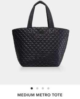 Mz wallage/ Medium size/ black hand bag/ brand new with tag