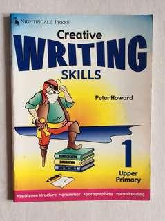 Primary 1 Upper - Creative Writing skills