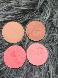 Zoeva Blushes ( Coral Spectrum )