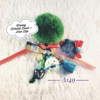 Cute Hand-made Disney-World Key Chains