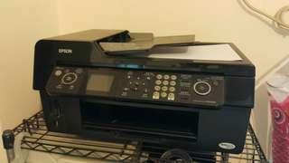 Epson printer 噴墨式打印機