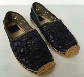 TORY BURCH ESPARDILLES AUTHENTIC