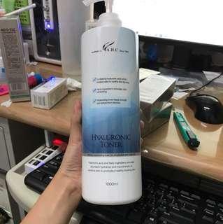 🚚 AHC神仙水1000ml(降價