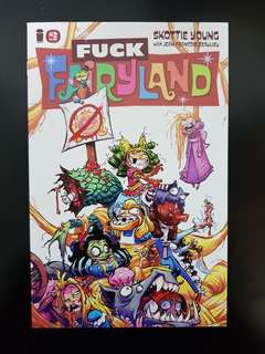 I Hate Fairyland #2 uncensored variant