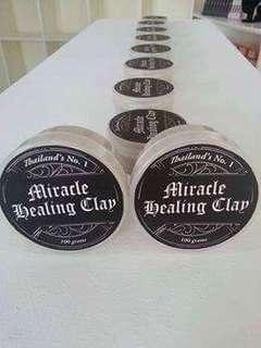Bentonite Miracle Healing Clay Mask
