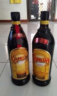 [ALCOHOLIC] KAHLUA COFFEE LIQUOR