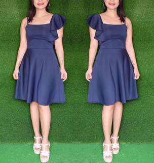INSPIRED APARTMENT 8 COTTON CASUAL DRESS LR