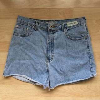 Abercrombie HW Shorts
