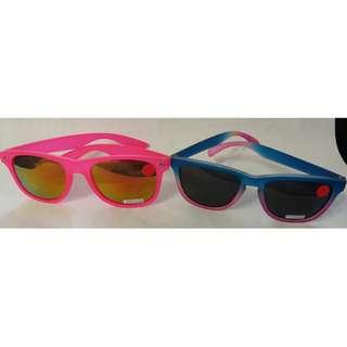 New UV sunglasses