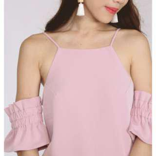 🚚 BNWT MDS collections Cold shoulder dress