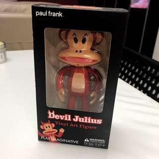 Paul Frank Julius Vinyl Art Figure - Devil Julius