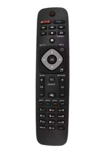 Philips smart tv remote control (oem)