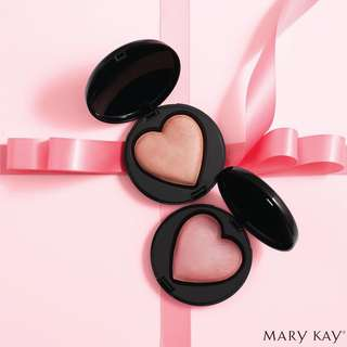 MaryKay Baked Cheek Powder / Blush On or Highlighter