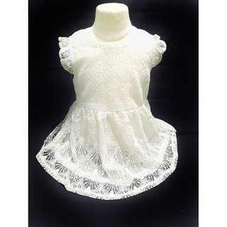 🚚 Designed in Korea Charming Charlotte Little Girl Dress