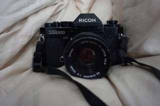 RICOH XR500 35mm Film Camera