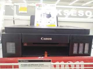 Canon Printer G2010 bisa di cicil tanpa DP