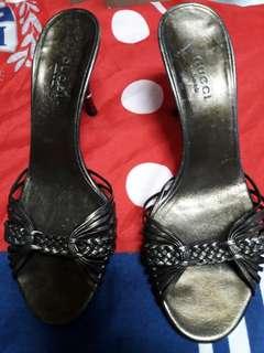🚚 Gucci竹節造型拖鞋