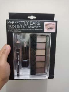 Perfectly bare nude eye kit