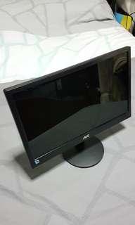 "AOC 15.6"" Monitor"