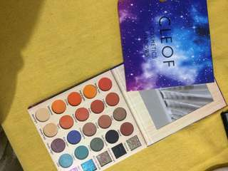 EYESHADOW SET Merk CLEOF