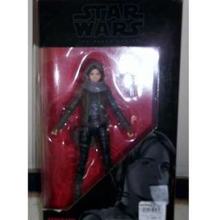 "Star Wars: Black Series ""SERGEANT JYN ERSO"" (Jedha disguise)"