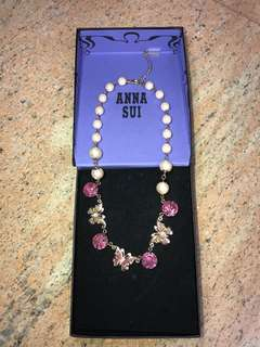 Anna Sui Necklace 水晶