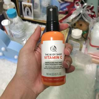 The Body Shop Vitamin C Face Mist