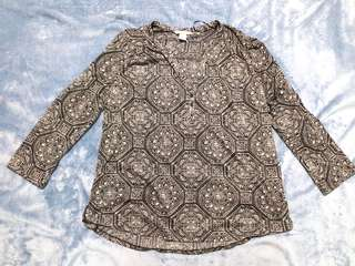 H&M Cotton Long Sleeves