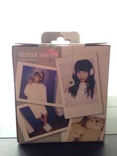 Instax Mini 9 - brand new
