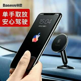 Baseus car magnetic phone holder 倍思磁鐵手機支架