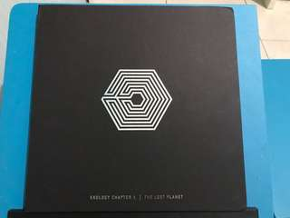 EXO The Lost Planet CD Concert