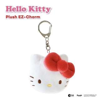 Hello Kitty Plush EZ-Charm