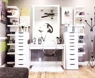 Sale! Makeup room essentials