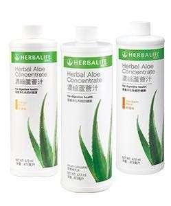 Herbalife康寶萊濃縮蘆薈汁(原味 ,芒果味 ,柑橘味 )100%正貨                                            香港海關舉報熱線(24小時):2545 6182