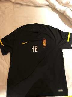 Nikelab x CLOT football jersey