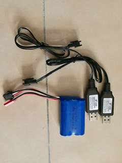 Li-Po Battery for RC cars!