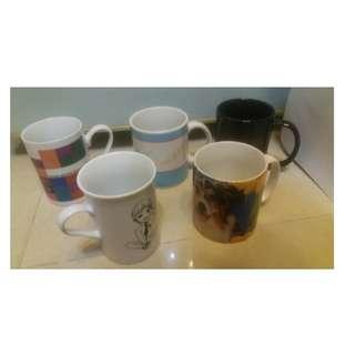 New mugs新杯