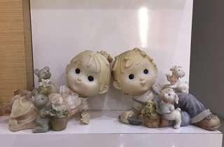 boneka cewek cowok (sepasang)