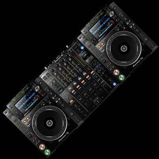 For Rent! PIONEER CDJ 2000 NX2 & DJM 900 NXS2