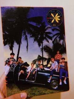 ALBUM EXO THE WAR - KOREA PRIVATE VERS. (UNSEALED)