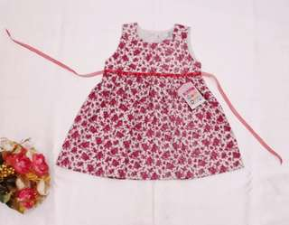 Baby dress. For 1 to 2 years old.