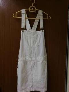 Pinafore overalls/dress