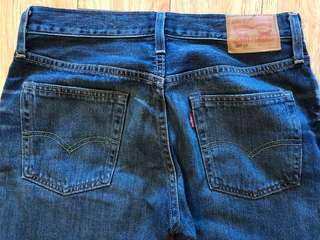 Levi's Made in Japan edition jeans