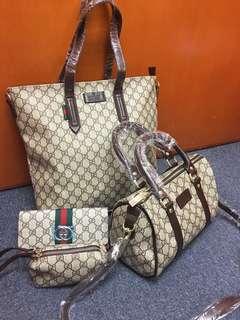 Gucci Bags set