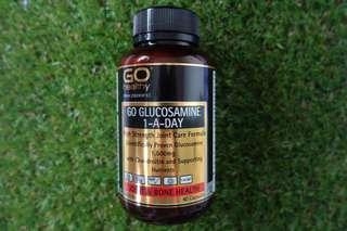 GO Glucosamine 1-a-day 1500mg