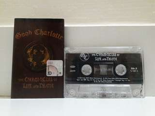Kaset good charlotte