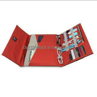 *** 13 inch Mac Air/laptop & accessories foldable pouch