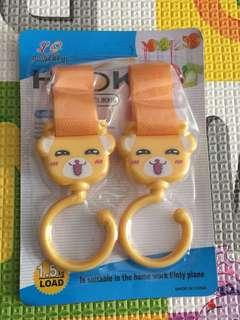 Stroller Hook 1 pair