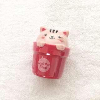 THE FACE SHOP Mini Pet Floral Hand Cream