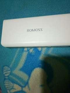 Romoss Powerbank 10400mAh